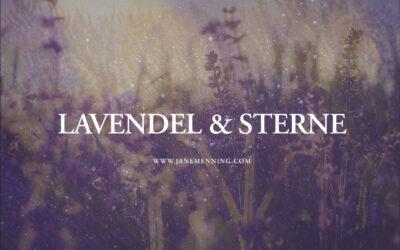 Gedicht: Lavendel & Sterne