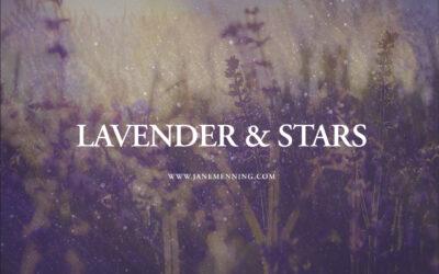 Poem: Lavender & Stars