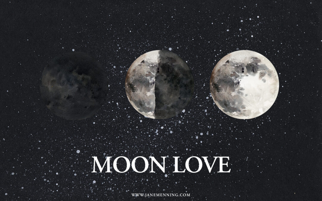 Poem Moon Love